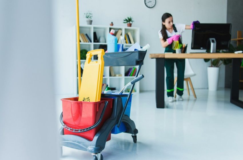 Finding a Reliable Commercial Cleaning Service: Office Cleanliness is Mandatory