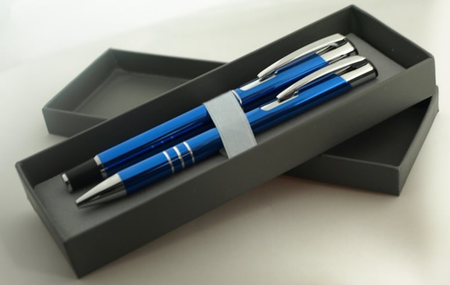 What are the different types of promotional pens?