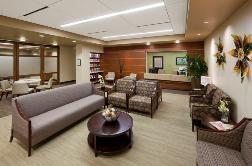 Best ways to design a waiting room