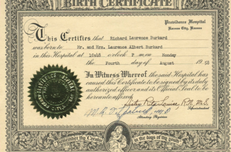 Why You Need A Georgia Birth Certificate
