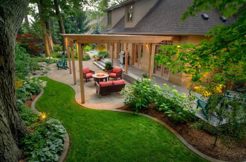 Make Your Backyard A Summer Retreat