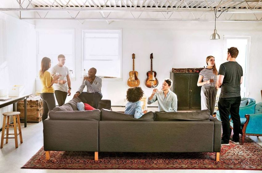 Why New Age Individuals Love Coliving?