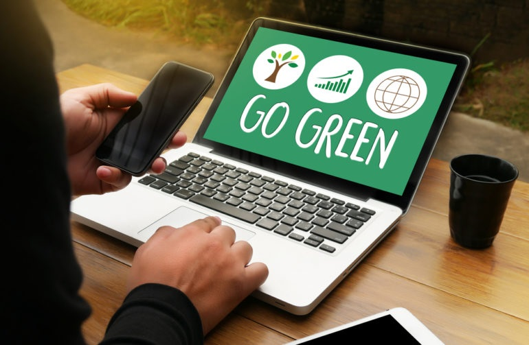 5 Reasons Why Your Business Should Go Green