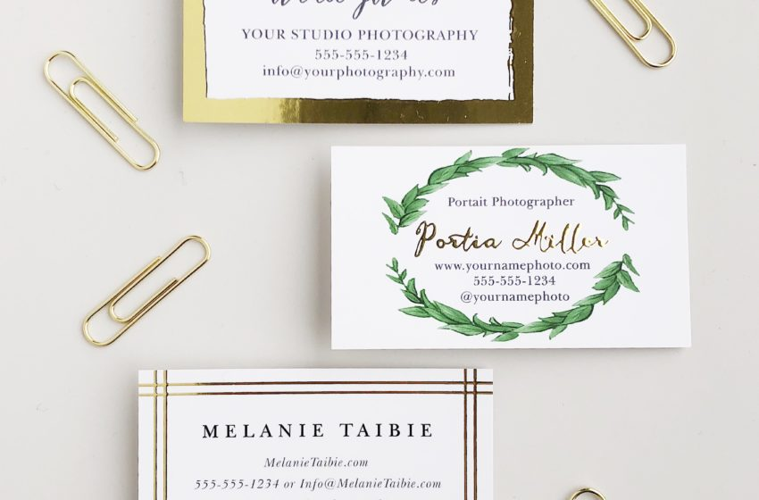 Tips to Keep in Mind When designing the stand-out business cards