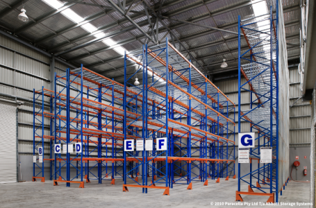 Choose a High Standard Racking System with Authentic Suppliers