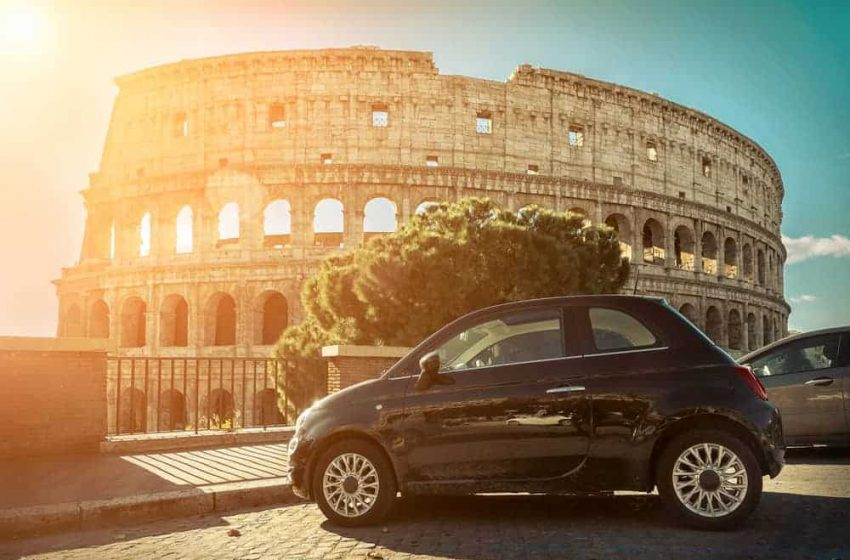Journey through the beauties of Italy by car