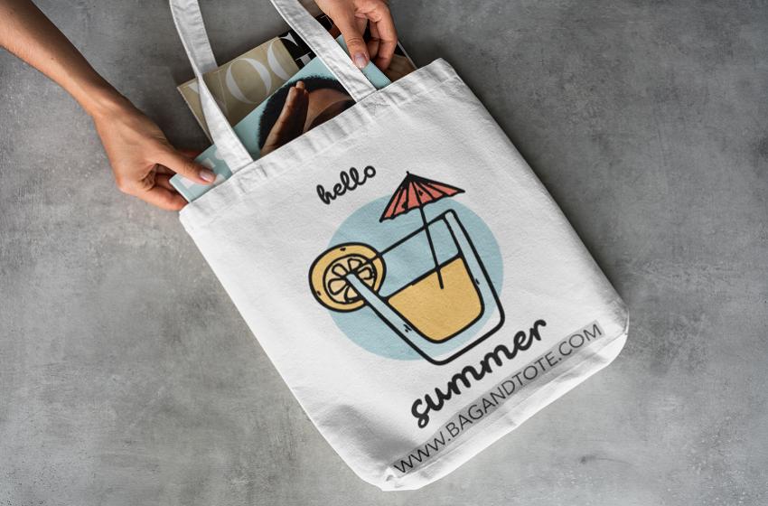 Customize Reusable Grocery Bags To Make Your Brand Visible Among The Customer